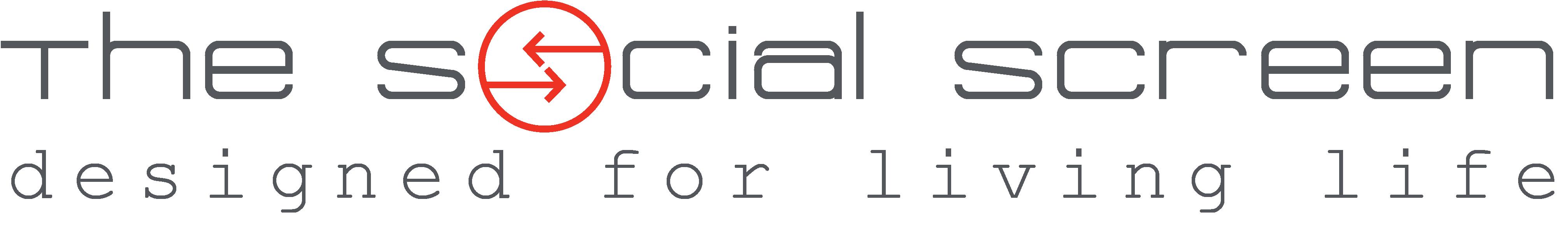 The Social Screen Logo